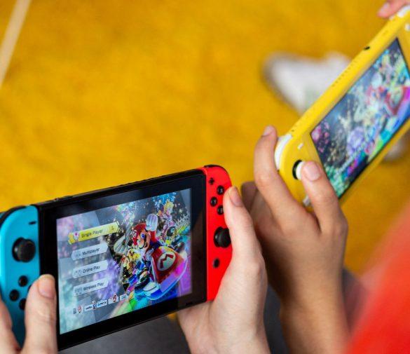 What is the Nintendo repair status?
